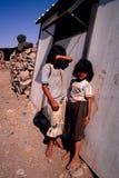 1993 северный Ирак - Курдистан Стоковые Фото