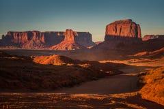 Северный ландшафт Аризоны Стоковые Фото