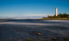 Северный маяк накидки Стоковое Изображение RF