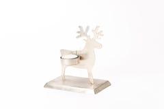 Северный олень рождества Стоковые Фотографии RF