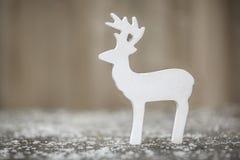 Северный олень рождества Стоковые Изображения