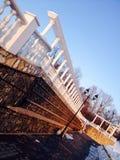 Северный парк Хабаровска стоковое фото rf