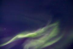 Северный свет Стоковая Фотография