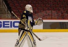 Северный хоккей университета Аризоны Стоковая Фотография RF