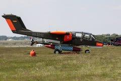 Североамериканский мустанг Rockwell OV-10 Стоковая Фотография RF