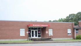 Северо-западная начальная школа, каменщик, TN Стоковая Фотография