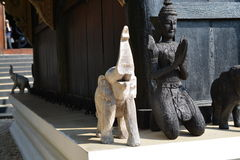 Север Таиланда Стоковые Фотографии RF