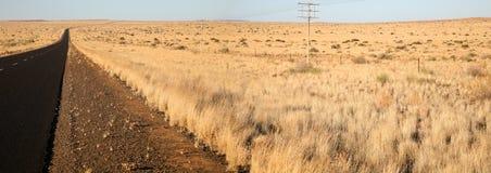 Север Южной Африки Стоковая Фотография