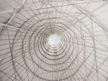 Севилья, Испания - 12-ое февраля 2015: Остров Charterhouse Всеобщая экспозиция здания 1992 Севильи Стоковые Фотографии RF