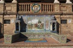 Севилья, Севилья, Испания, Андалусия, иберийский полуостров, Европа, Стоковая Фотография