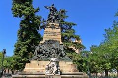 Сеговия Испания Стоковое Изображение