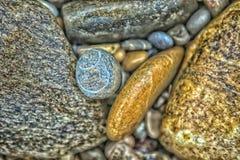 Сегодня и завтра камни стоковые изображения rf