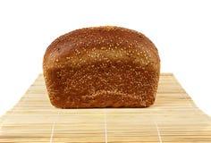 сезам рожи хлебца хлеба Стоковое Фото