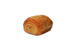 сезам хлебца малый стоковые изображения rf