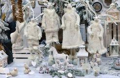 Сезонное окно магазина Стоковые Фотографии RF