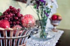 Сезонное, праздничное Displat стоковые изображения rf