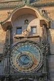Сезонные часы Стоковое Изображение RF