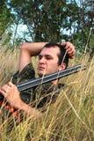 сезон отверстия hunt Стоковые Изображения RF