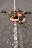 сезон отверстия hunt Стоковые Фотографии RF