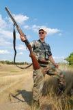 сезон отверстия hunt Стоковое фото RF