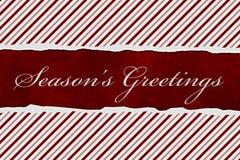 сезон приветствиям s Стоковая Фотография RF