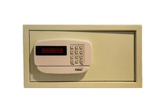 Сейф безопасности Стоковые Изображения RF