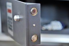 сейф гостиницы Стоковое фото RF