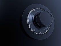 сейф замка комбинации Стоковое Изображение RF