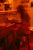 сейф света вниз Стоковые Фото