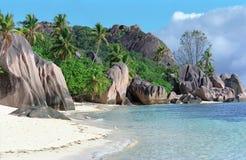 Сейшельские островы Стоковая Фотография RF