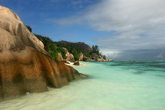 Сейшельские островы Стоковые Фото