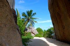 Сейшельские островы Стоковое Изображение RF