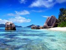 Сейшельские острова стоковые изображения