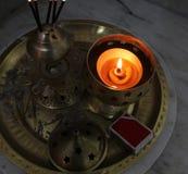 Секретная лампа Стоковые Фотографии RF