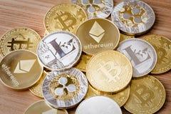 Секретная валюта стоковая фотография