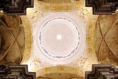 Секретный потолок Стоковая Фотография