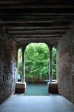 Секретный проход Венеции стоковое изображение rf
