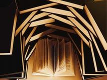 секреты книги Стоковые Фотографии RF