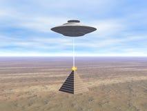секрет пирамидки Стоковые Фотографии RF