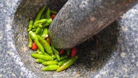 Секрет тайской кухни Стоковые Фото
