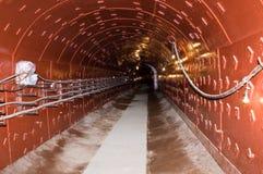 секрет 3 убежищ подземный Стоковая Фотография RF