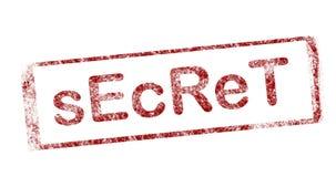 секрет Стоковые Фотографии RF