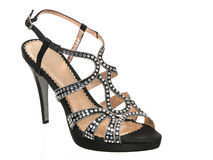сексуальная женщина ботинка Стоковые Фото