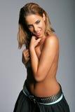 сексуальная женщина стоковые изображения rf