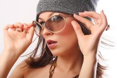 сексуальная женщина Стоковое фото RF