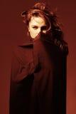 Сексуальная красивейшая женщина Стоковая Фотография