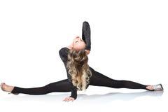 Сексуальная танцовщица стоковые изображения