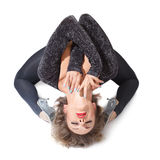 Сексуальная танцовщица Стоковые Фото