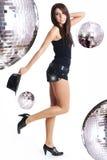 сексуальная танцовщица Стоковая Фотография RF