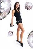 сексуальная танцовщица Стоковые Изображения RF